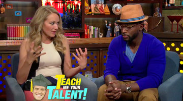 Jewel Teaches Taye to Yodel!