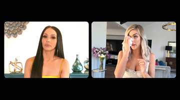 Lala Kent Tearfully Apologizes to Scheana Shay