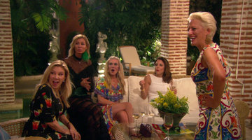 Next on RHONY: Welcome to Colombia!
