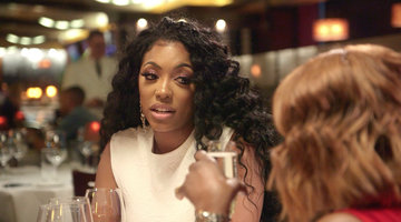 Porsha Williams Meets Dennis McKinley's Mom