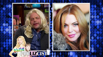 'Liz' Gives Lohan Some Advice!