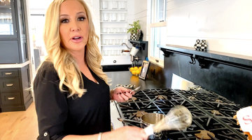 Shannon Beador Has the Best Recipe for a Healthy Citrus Mustard Sauce