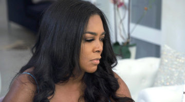 Kenya Moore Gets Uninvited to Porsha Williams' Surprise Party