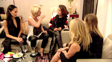 The #RHONY 'Wives Are Back!