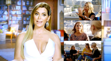 The Real Housewives of Dallas Have Three Simultaneous Arguments at One Event