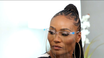 Cynthia Bailey Wants to Invite Her Dad to the Wedding