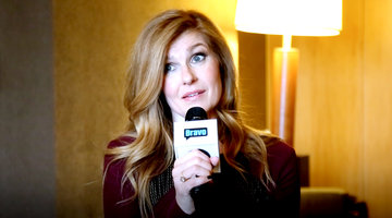 Connie Britton Has No Hair Secrets