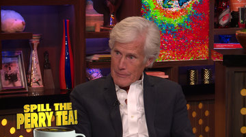 Keith Morrison on Stepson Matthew Perry
