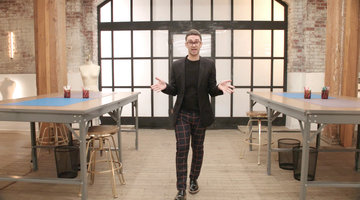 Christian Siriano Gives You a Tour of the New Project Runway Workroom