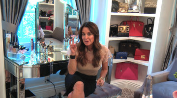 Take a Tour of Kyle Richards' Dressing Room