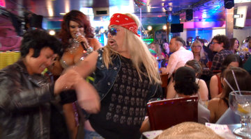 Shannon Gets Spanked at Drag Queen Bingo