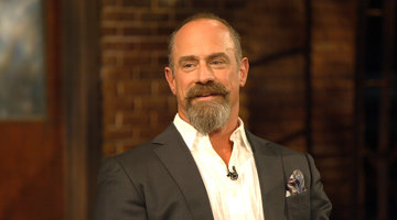 Christopher Meloni on Shooting SVU and OZ At The Same Time