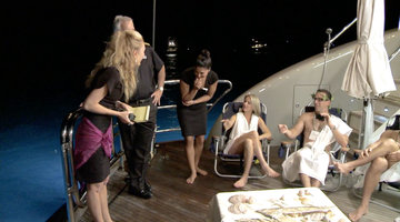 Mermaids and Greek Gods Come to 'Below Deck'