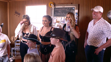 Brielle and Ariana Biermann Can't Believe the Lack of Dudes on This Dude Ranch