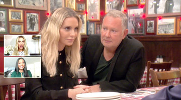 "Dorit Kemsley: ""My Hubby Just Loves to Put His Foot in His Mouth"""
