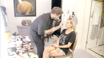 Caroline Stanbury and Luke Make-Up Tutorial: Night Time