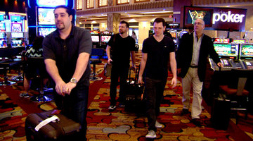 The Manzo Men Go to Las Vegas!