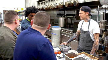 How Hip Hop Artist Smino and Chef Michael Voltaggio Tell Stories Through Their Music and Food...