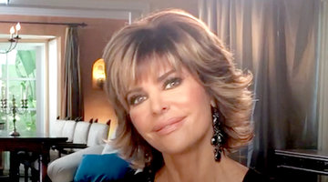 Lisa Rinna Describes the New Housewife