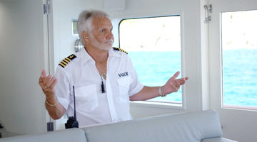 Captain Lee Comes Down Hard on the Deck Crew