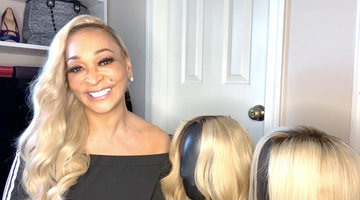 "Karen Huger's Favorite RHOP Moments Include That ""Legendary"" Wig Shift"