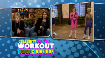 Celebrity Workout Video or Vide-No?