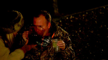 The Southern Charm Savannah Crew Drinks Wild Boar Blood