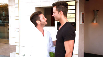 Watch Josh Flagg's First Date With His Now-Fiancé