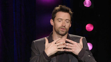 Hugh Jackman - Acting Lessons
