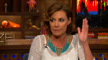 Luann: Carole Did Apologize About Heather