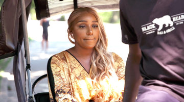 Nene Leakes Walks Out on Marlo Hampton