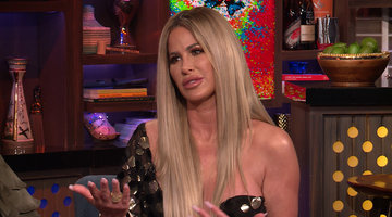 Kim Zolciak-Biermann and Kenya Moore's Fight