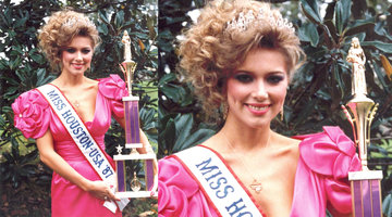 LeeAnne Locken's Throwback Pageant Pics