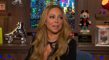 After Show: Mariah on Prince's Influence