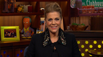 Rita Wilson On Brian Williams