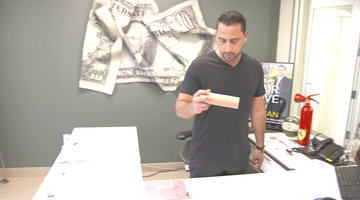 A Mystery Package Arrives for Josh Altman