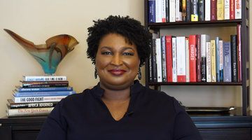 Stacey Abrams on Donald Trump's Message to Proud Boys