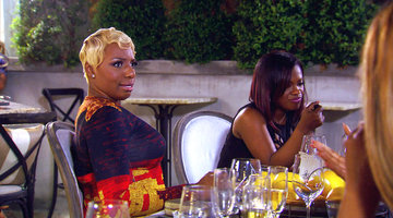 The Full Read-Off: Claudia vs. NeNe, Part 2