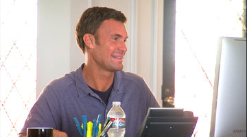 What's Jeff Lewis' Spirit Animal?