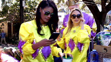 How the Southern Charm New Orleans Crew Does Mardi Gras