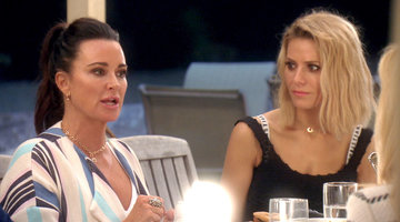 Kyle Richards Talks About the Pitfalls of Parenthood