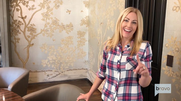 Extended Tour of Stephanie Hollman's 1.7 Million Dollar Renovated Home