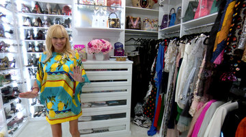 Sutton Stracke's Closet Tour Is Going to Make You Very, Very Jealous