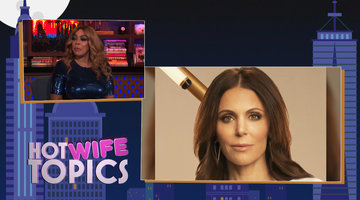 Wendy Williams on Bethenny Frankel Leaving #RHONY