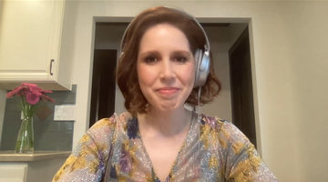 Vanessa Bayer Dishes on SNL Sketch with Ryan Gosling