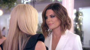 "Lisa Rinna to Camille Grammer: ""You Were an ---hole on Twitter...But It's Nice to See You"""