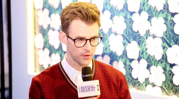 Brad Goreski Looking For One Thing At NYFW
