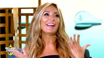 Kate Chastain Predicts Charter Guest Krystal's Reaction to the Show