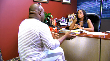 Phaedra Defends a Suspected Hair Burgler