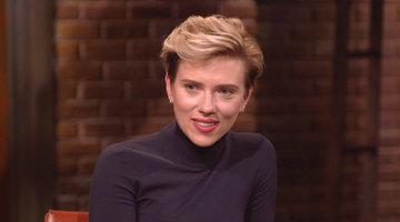 Why Did the Black Widow Cat Suit Freak Out Scarlett Johansson?